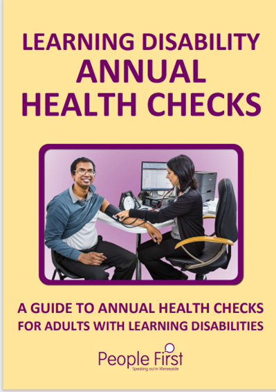 Learning Disability Annual Health Checks
